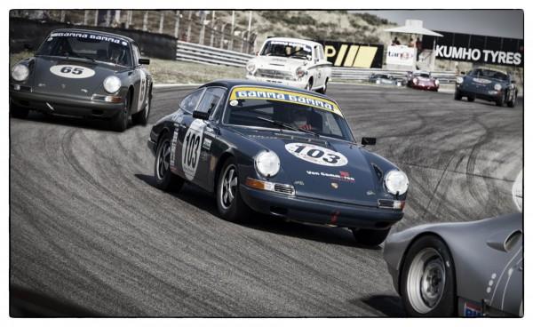 historic racecars Porsche